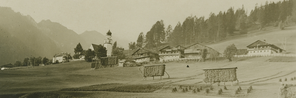 View of Hollbruck, about 1930